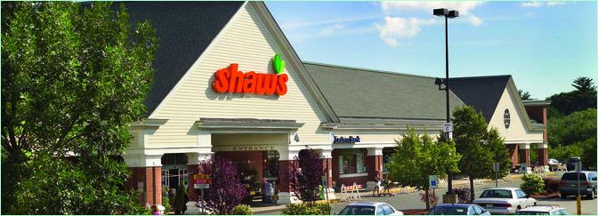 Shaw's Plaza Hanover