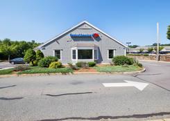 Cushing Plaza: