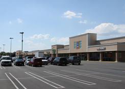 Upper Deerfield Plaza: